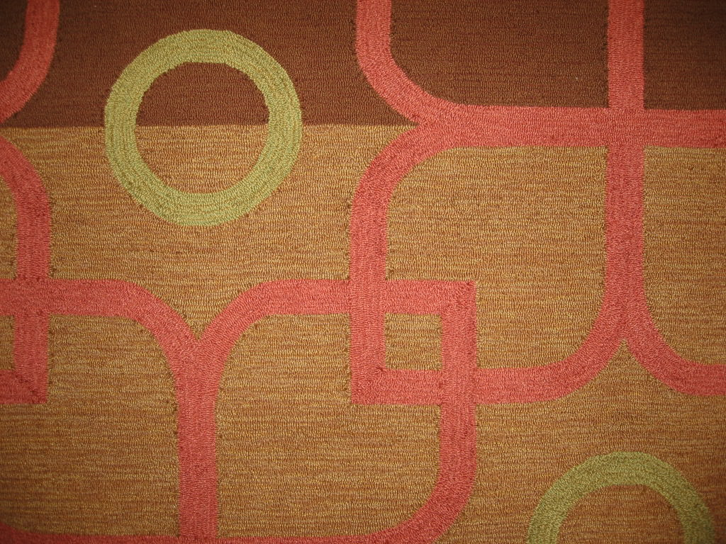 Custom carpet | Rodman Paul Architects