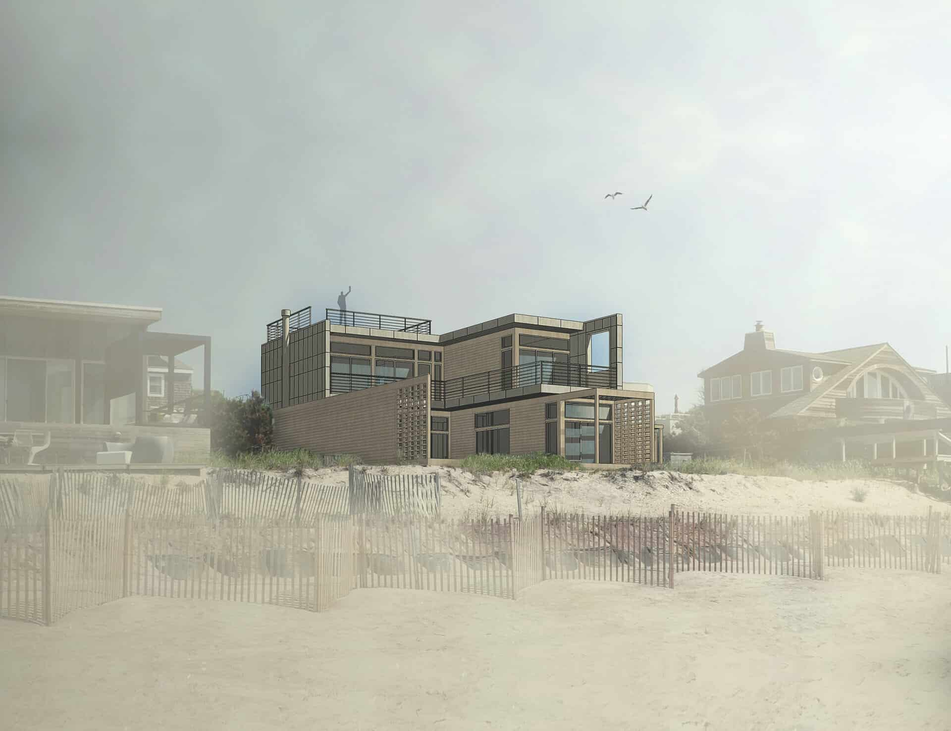 Fire Island Home | Rodman Paul Architects | On the Boards